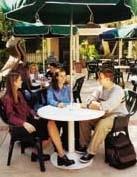 カリフォルニア州立大学フラトン風景